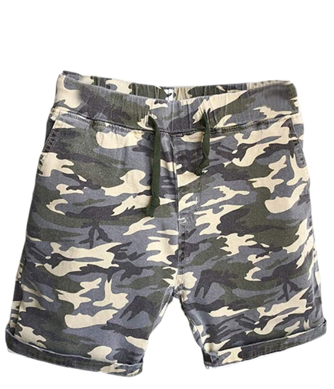 Get Quotations · Generic Men s Summer Loose Camo Shorts Fishing Casual  Shorts 620d3c2e823