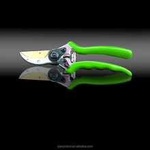 Titanium Coated Aluminium Forged Garden Pruning Shears