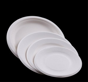 food grade PP plastic take-away tableware salad plate