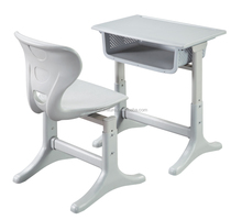 Height Adjustable Table and Chair for Children Kinds Study