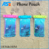 Top sale Multifunction Colorful Waterproof Underwater Phone Bag Mobile Phone Waterproof Bag