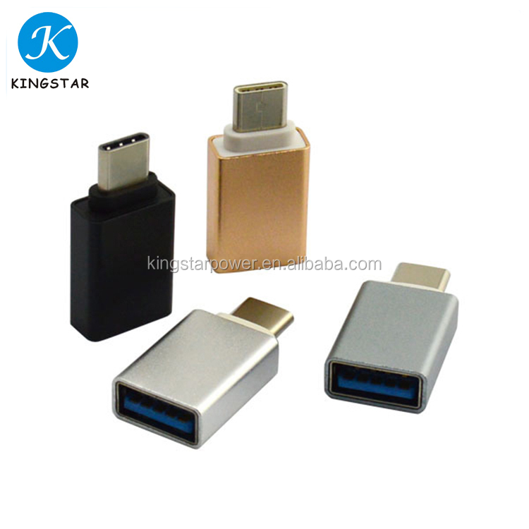 Type C USB 3.1 Male To USB 3.0 Female OTG Cable Adapter