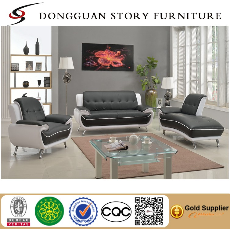 Latest design hall sofa set modern dongguan furniture sofa for Sofa set designs for hall