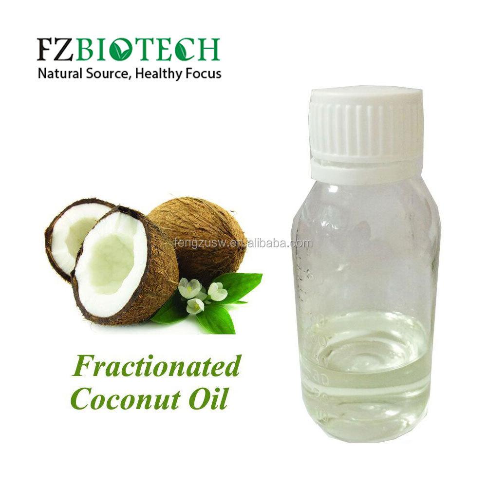 Bulk Clear Color Fractionated Coconut Oil, Fractionated Coconut Oil Wholesale