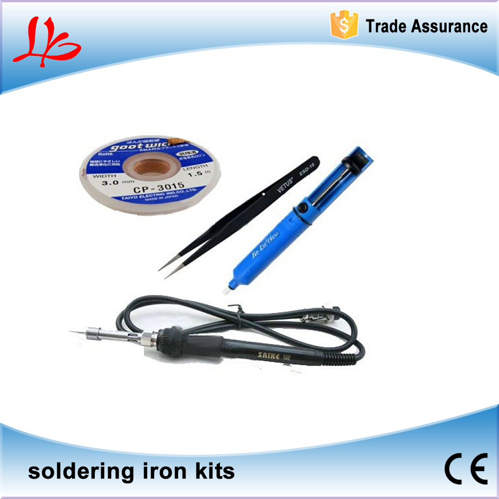 Favorable combination soldering iron kits,can save your money