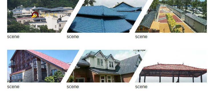 Color Roof Price Philippines Plastic Roof Tile Cheap
