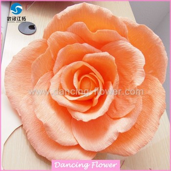 Handmade crepe paper large bride paper flower bouquets bfch 01 handmade crepe paper large bride paper flower bouquets bfch 01 mightylinksfo