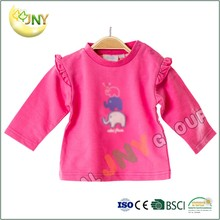 Factory price cartoon breathable children's t-shirts