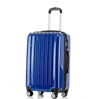pc set cabin luggage bags cases for sale
