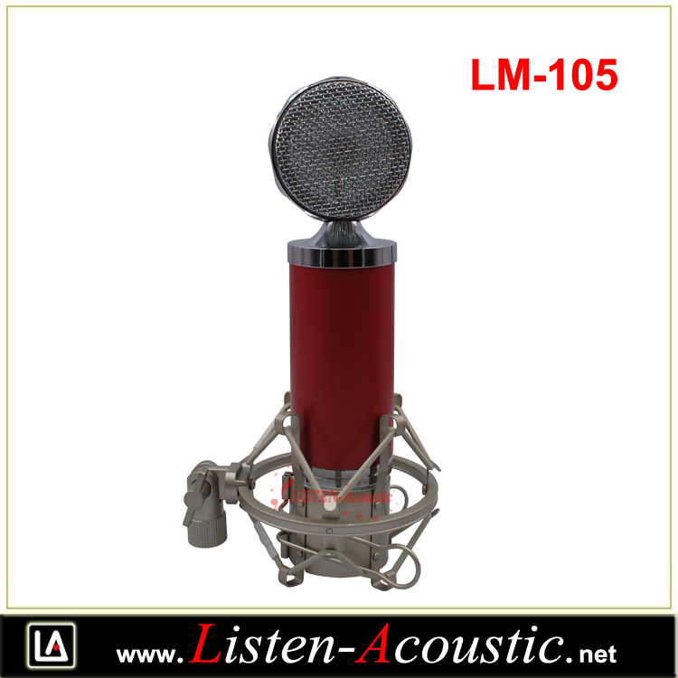 LM-105 High Quality Condenser Recording Microphone