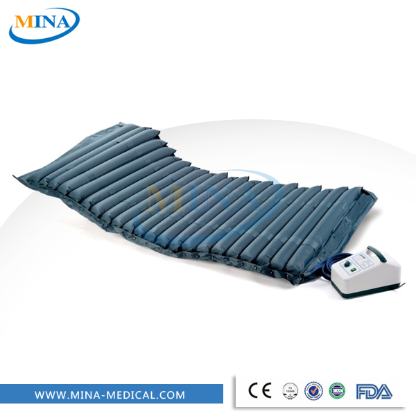 MINA-MT002 bed type air cushion custom inflatable medical mattress for elder care equipment