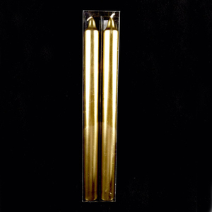 Shenzhen Hot Selling Pillar Candle Gold candle