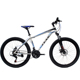 Cheap steel MTB steel frame fork 21 speed disc brake Mountain bike bicycles