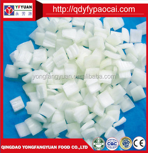 China / IQF Best quality Frozen Onion Dice/slice/cube products