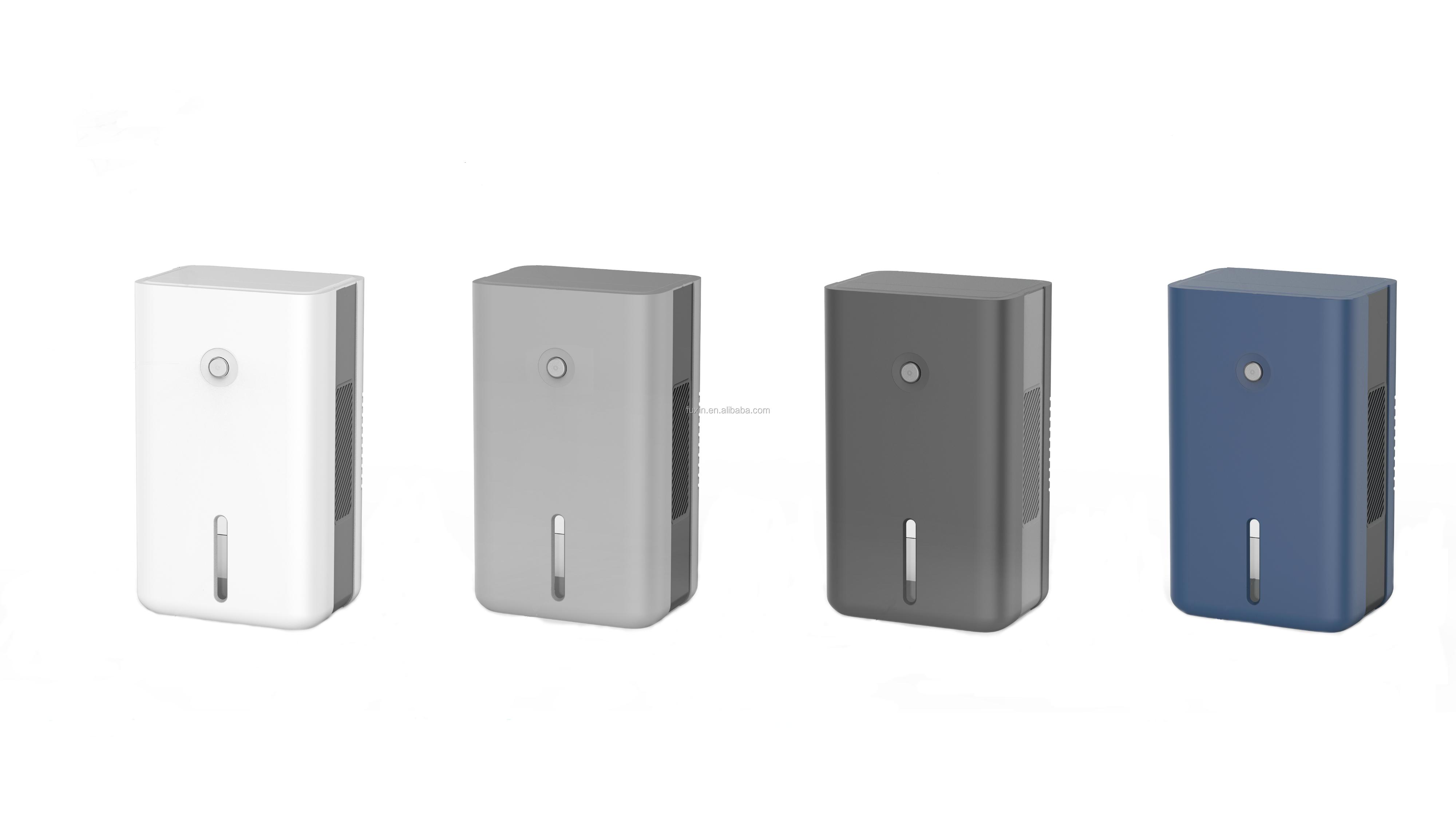 Small Dehumidifier Super Quiet Auto Shut Off Dehumidifiers for Basements, Bathroom, Bedroom, RV, Closet