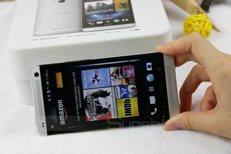 Original HTC One M7 Unlocked Mobile Phone 4 7″ Qualcomm Quad Core