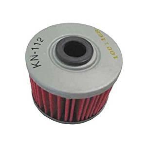 K & N Oil Filter KN-112 XR650L (93-08), XR650R (00-07), XR400R (96-01), CB250RS, CBR250R (11-13), XL250, XLR250R / BAJA (86-94), XR250R (88 -94), SUPER XR / BAJA (95-02)