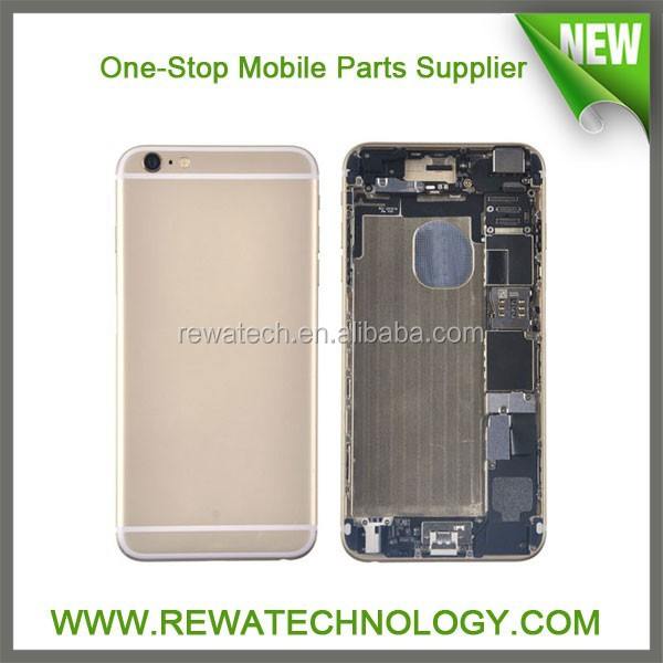 Replacement Parts For Apple Iphone 6 5.5 Inch Back Cover Housing ...
