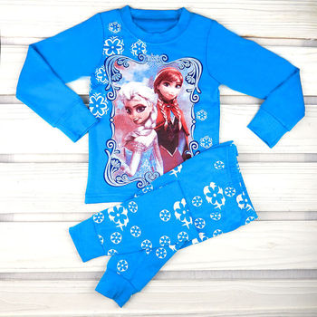 Canada Girl Printed Winter Wholesale Baby Clothes Childrens Clothing