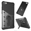 Phone accessory combo pc tpu stand armor case for vivo v5 mobile phone cover for vivo v5