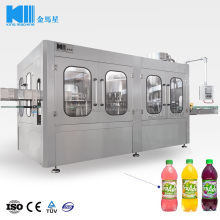 Economy Linear Type Beverage Juice Drinking Water Production Line