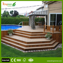 Outdoor Wood Composite Decking Stairs For Garden, Outdoor Wood Composite  Decking Stairs For Garden Suppliers And Manufacturers At Alibaba.com