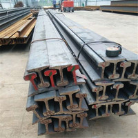 Q2358 stand 12kg/M railway rail application light steel rail