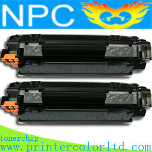 Cartridge Compatibel Laser Toners for HP color CE 340 A MFP toner for HP Empty Crystals