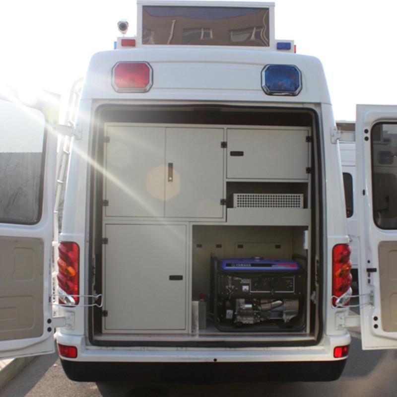 Van Type Ambulance Whole Interior Equipment Conversion Kits