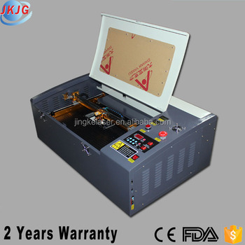 40w 50w Jk4030 Co2 Laser Engraver With Ce Water Pump - Buy 40w Co2 Laser  Engraver,40w Laser Engraver,50w Laser Engraver Product on Alibaba com