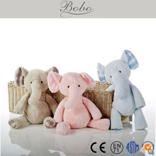 Plush And Stuffed Elephant Toys With Big Ears Baby Toys