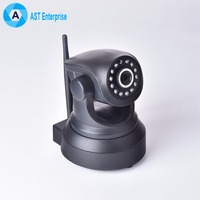 2017 BEST Selling Baby Monitor Smart Wireless WIFI IP Camera With Temperature Humidity Detection CCTV