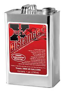 Rev-x DIS01G01 Distance + Fuel Additive, 1 gallon (Diesel, Treats 3,200 Gallons)