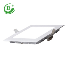CE rohs 3w 6w 9w 12w 15w 18w 24w square ceiling led panel light