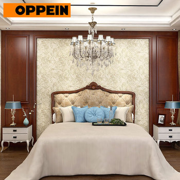 OPPEIN Full house solution luxury wooden pvc wall panels