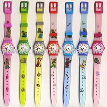 CHEAP PLASTIC GIFT WATCHES