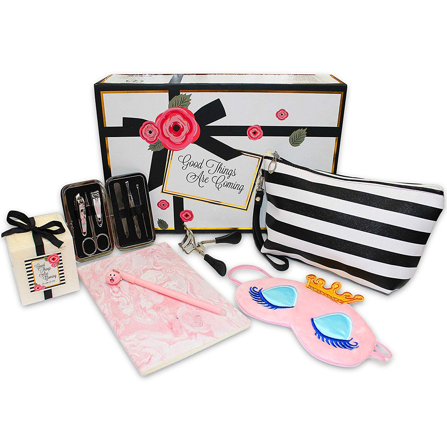 Get Quotations · Gift Box - Gift for Women. Perfect Box for Her Birthday, Baby Shower,