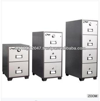 Fire Proof Vertical Drawer Filing Cabinet