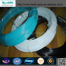 bwg 12 14 16 18 hot dipped / electric galvanized iron wire made in China (direct factory)