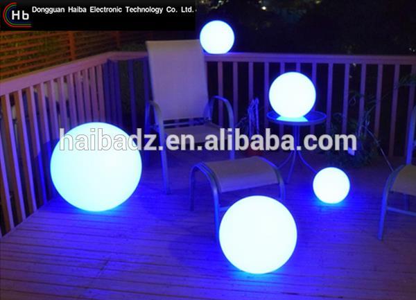 Ball Shaped Led Egg Mood Light Led Digital Crystal Ball Magic ...