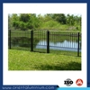 High quality powder coating aluminium fence fence garden
