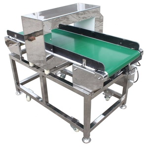 Full Digital High Sensitivity And Stability Conveyor Meat Metal Detector JZD-366
