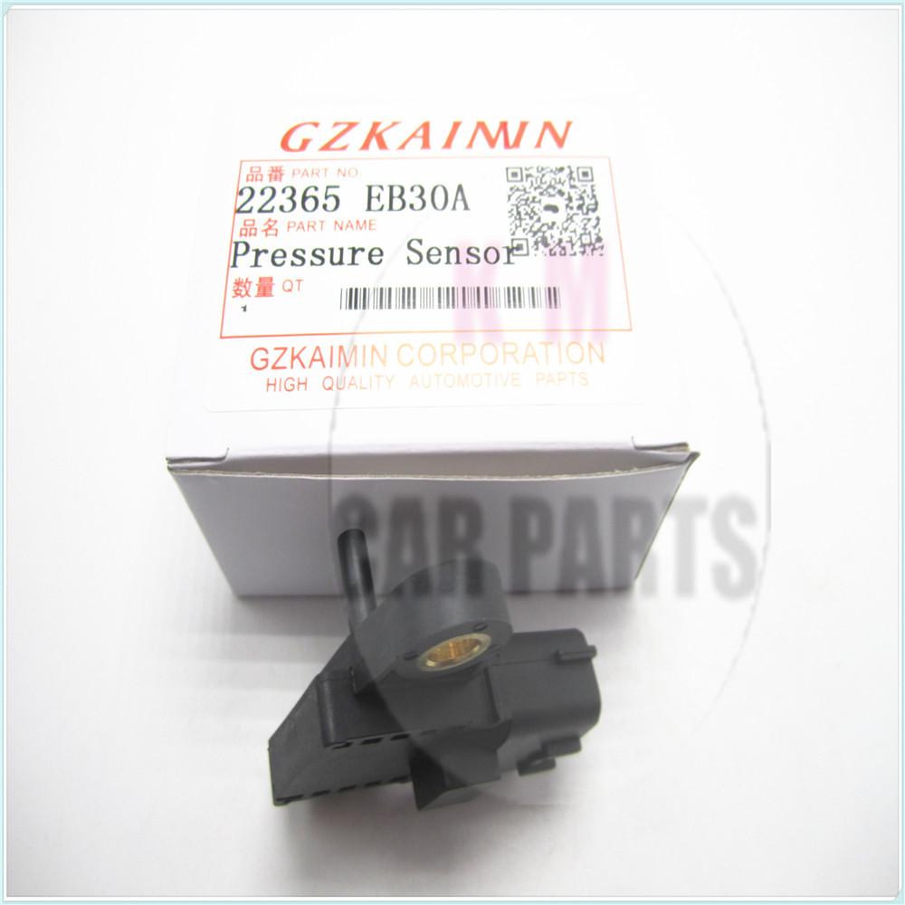 New Fuel Pressure Sensor 22365-EB30A For Nissan Navara D40 Pathfinder