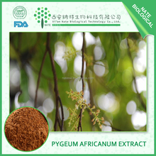 Chinese Supply Pygeum Bark Extract and Pygeum Africanum Extract 2.5%-15%