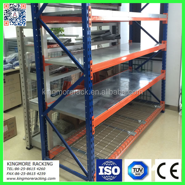 Kingmore Racking Hot sale Garage Steel shelves