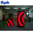 Flexible LED Screen Panel P4 P5 P6 P8 P10 Indoor RGB Full Color Soft LED Display Panel for Event