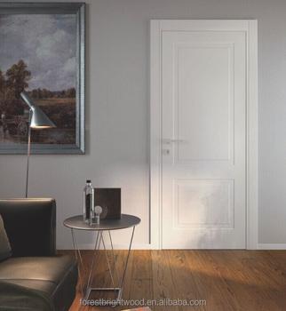 Interior Mdf Craftsman Two Panel Door With Special Lockset Buy Mdf Interior Door Hollow Core Door Cheap Door Product On Alibaba Com