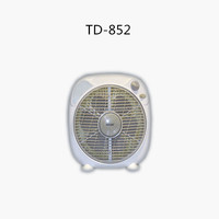 2017 New Product cool mini fan small table fan cheap price electric box fan with good quality and competitive price