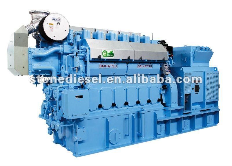 Daihatsu 8dk-20 Series 980kw Động Cơ Máy Phát Điện - Buy Product on  Alibaba com