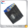 folding Credit Card Holder RFID Wallet Blocking Sleeves with 3 Credit Cards in each Holder